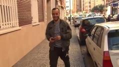 Un héroe en Zaragoza: salva a una vecina maltratada tras trepar la fachada
