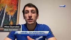 """Oyarzabal: """"¿Puerta abierta o cerrada? Que todo sea seguro para todo el mundo"""""""