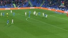 Gol de Jorge Molina (3-0) en el Getafe 4-0 Alavés