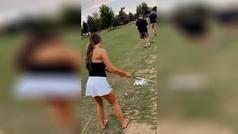 Los niños nunca mienten... ¡humillación extrema en un campo de golf!