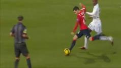 """Hazard elige su mejor gol: """"Fue contra el Marsella, con la zurda..."""""""