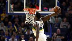 Zion Williamson: Un animal anda suelto en la NBA