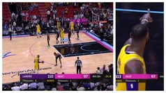 El reto de Lance Stephenson a LeBron James: ¿A qué no te tiras un triple?