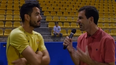 MX MARCA Claro entrevista a Jesús Chavez, capitán de Dorados