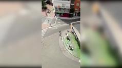 Una explosión en una gasolinera en el centro de Cartagena provoca varios heridos