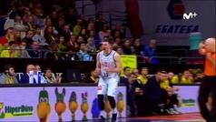 La lucha por la permanencia en la ACB: Obradoiro vs Gipuzkoa