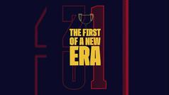 El Barça explica los motivos de porqué la Copa es la primera de una nueva era
