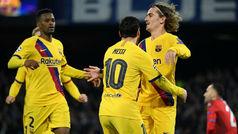 Champions League (octavos, ida): Resumen y goles del Nápoles 1-1 Barcelona