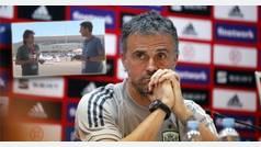 """La opinión de José Félix Díaz: """"Va a sonar duro, pero el líder de la selección es Luis Enrique"""""""