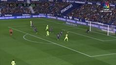 Gol de Messi (0-3) en el Levante 0-5 Barcelona