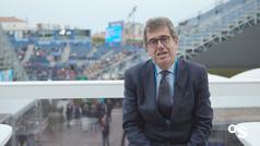Jordi Cambra: ?Es una responsabilidad liderar este torneo?