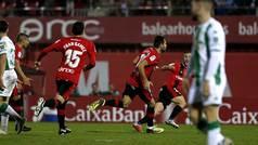 LaLiga 123 (J13): Resumen y goles del Mallorca 3-0 Córdoba