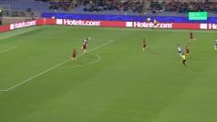 Gol de Adrián (2-1) en el Roma 2-1 Oporto