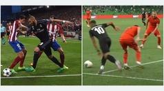 No veías un regate similar desde el de Benzema al Atlético: ¿Con cuál te quedas?