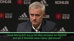 ¿Le gustaría a Mourinho contar con Bale en el Tottenham?
