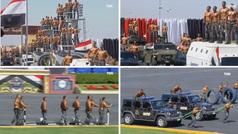 """El desfile de la Policía de Egipto del que todo el mundo habla: """"Podría ser la cabalgata del Orgullo"""
