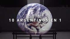 '10 argentinos en 1': el emotivo video con el que Argentina celebra la vuelta de Messi