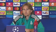 """Modric: """"No tiene sentido un Mundial cada dos años, pero a los jugadores nos preguntan poco"""""""