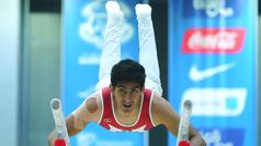 """Miguel Romero: """"Los Juegos Olímpicos son un sueño que he tenido desde chico"""""""