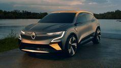Renault Mégane eVision: así es el futuro Mégane eléctrico