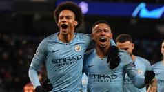 Champions League (J6): Resumen y goles del Manchester City 2-1 Hoffenheim