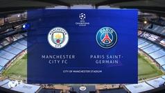 Champions League (semifinales, vuelta): Manchester City 2-0 PSG