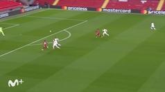 Hasta cinco ocasiones claras: el Liverpool pudo golear al Madrid, pero...