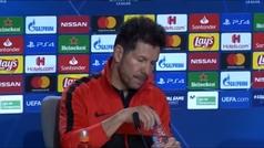 """Simeone: """"¿Críticas? Son opiniones, las respeto"""""""