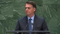 Bolsonaro confirma que tiene COVID-19