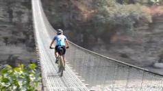 Comienza el infierno en el Reto Pelayo Vida Annapurna Bike 2018
