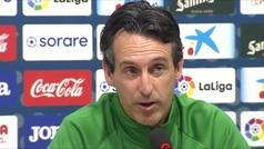"""Emery sobre Aurier: """"Ficho al futbolista conociendo a la persona. Tiene buen corazón"""""""