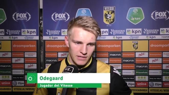 Odegaard prefiere que el Real Madrid le traspase