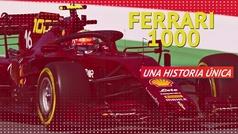 Ferrari cumple 100 Grandes Premio de Fórmula 1