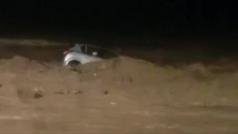 Vecinos de Sant Llorenç (Mallorca) graban las fuertes inundaciones que han dejado 4 muertos y cinco desaparecidos