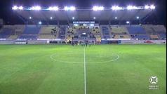 Primera RFEF (J9): Resumen y mejores jugadas del UD Costa Brava 0-0 Linense