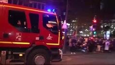 """El mundo, conmocionado por el fuego en Notre Dame: """"Ha sido terrorífico"""""""