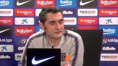 """Valverde: """"¿Si el Levante va al TAD? Sigo pensando que actuamos bien"""""""