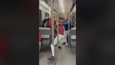 Brutal paliza en el metro de Neguri