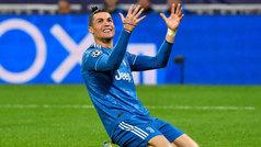 Champions League (octavos, ida): Resumen y gol del Lyon 1-0 Juventus