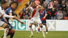 LaLiga (J33): Resumen del Rayo 0-0 Huesca