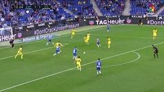 Gol de Darder (2-1) en el Espanyol 3-1 Villarreal