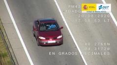 Suben las multas por circular sin cinturón de seguridad