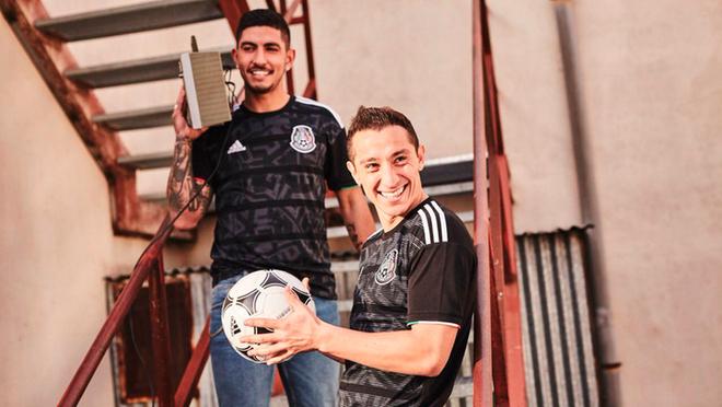 Amistosos Internacionales La Selección Mexicana presentó su nueva camiseta