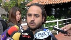 """Jesús Martínez: """"No puedo asegurar que se quede alguien"""""""
