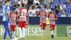 Copa del Rey (segunda ronda): Resumen y goles del Málaga 1-2 Almería