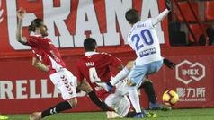 LaLiga 123 (J13): Resumen y goles del Nástic 1 - 3 Zaragoza