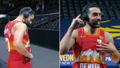 La genialidad de Campazzo con el micrófono: por cosas así le quieren tanto en la NBA