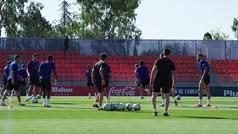 Giménez y Trippier vuelven en el Atlético para Getafe