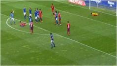 LaLiga 123 (J39): Resumen y goles del     Oviedo 1-0 Numancia