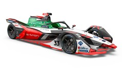 Así es el nuevo Audi para la Fórmula E